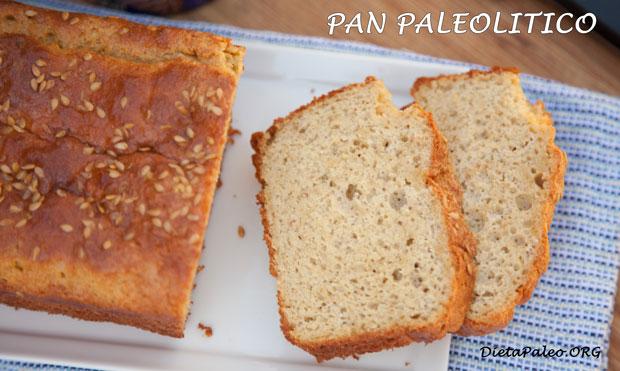 Pan Paleolítico - DIeta Paleo