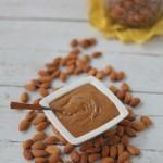 Mantequilla de almendra en la Dieta Paleo