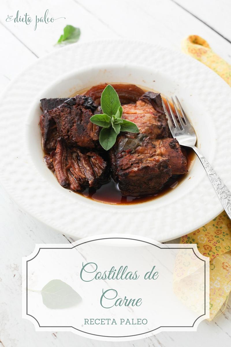 COSTILLAS DE CARNE