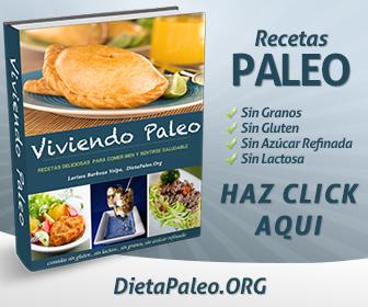 Recetas de la Dieta Paleo