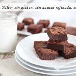 Receta paleo: Brownies de cacao