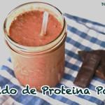 Batido de proteina paleo