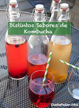 kombucha-sabores