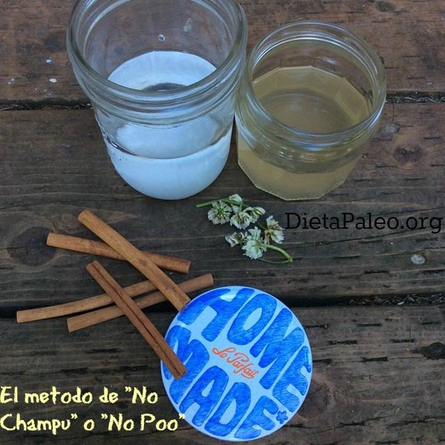 Cuidado Capilar Natural Champu Casero Paleo Dieta Paleo
