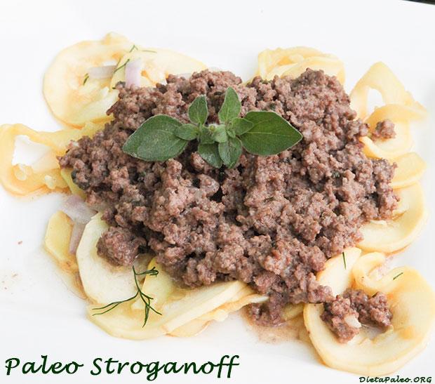 paleo-stroganoff