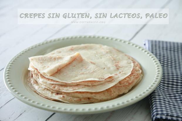 Crepes Paleo