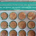 Magdalenas Paleo (sin gluten,sin granos, sin lácteos, sin azúcares refinados)