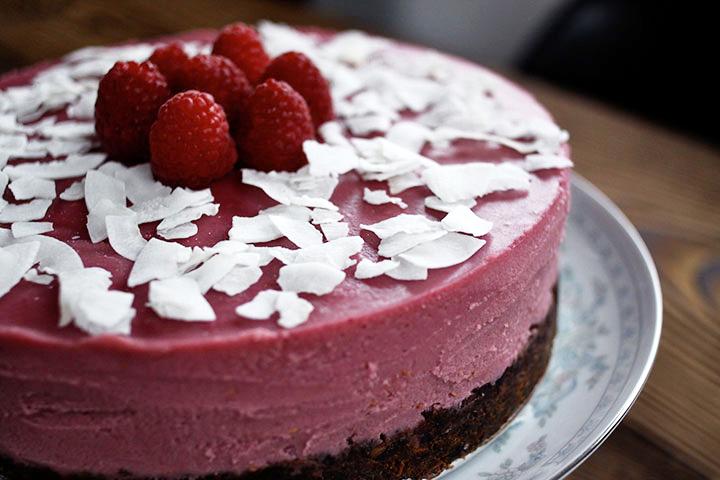 coconutraspberrycheesecake