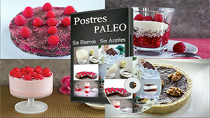 Video de Postres Paleo