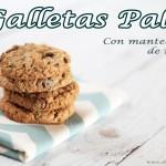 Galletas paleo