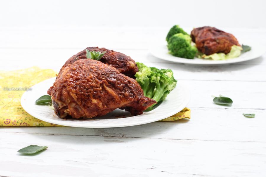 pollo a la barbacoa paleo2